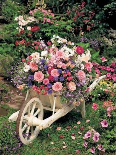 decoracion-de-jardines-con-plantas-de-inspiracion-vintage