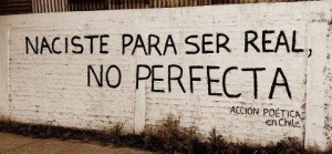 real y no perfecta